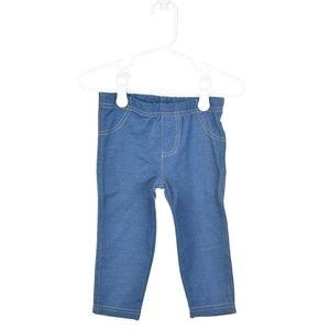 Carter's Blue Jean Leggings